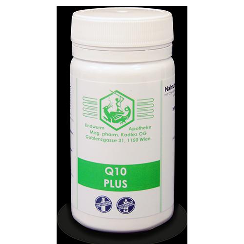 Q10 Plus Nahrungsergänzung Mikronährstoffe Lindwurm Apotheke